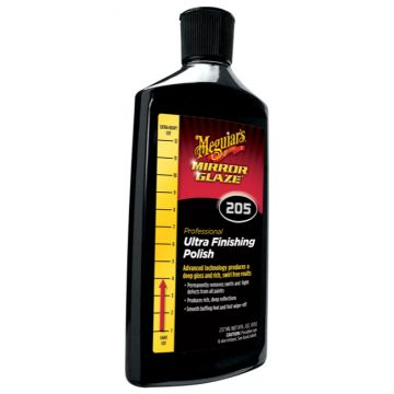 Meguiar's® M205 Mirror Glaze®  Ultra Finishing Polish, 8 oz.