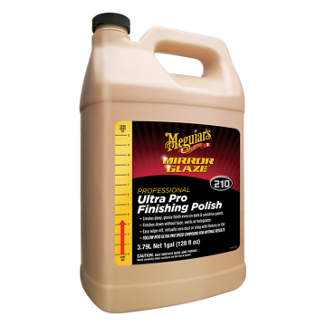 Meguiar's® M210 Mirror Glaze® Ultra Pro Finishing Polish, 1 Gallon