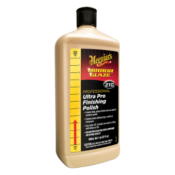 Meguiar's® M210 Mirror Glaze® Ultra Pro Finishing Polish, 32 oz.