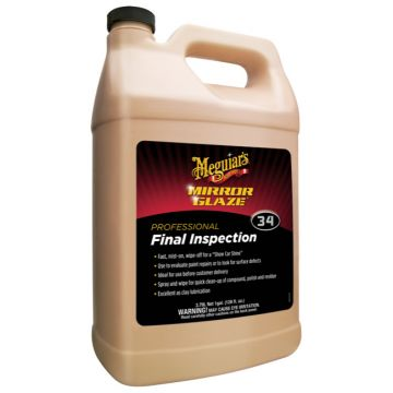 Meguiar's® M34 Mirror Glaze® Final Inspection, 1 Gallon
