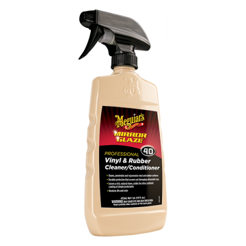 Meguiar's® M40 Mirror Glaze®  Vinyl & Rubber Cleaner & Conditioner, 16 oz.