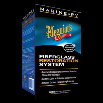 Meguiar's® Fiberglass Oxidation Removal Kit