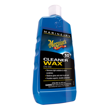 Meguiar's® One-Step Cleaner Wax, 16 oz.