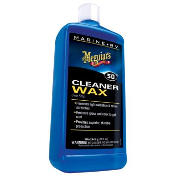 Meguiar's® One-Step Cleaner Wax, 32 oz.