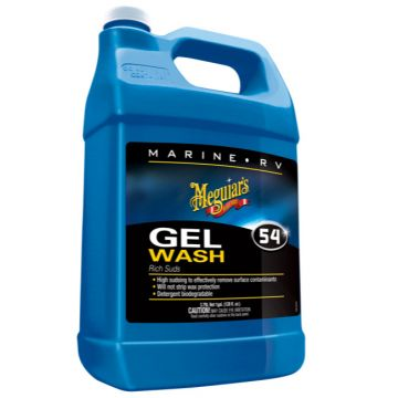 Meguiar's® Boat Gel Wash, 1 Gallon