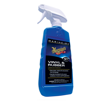 Meguiar's® Vinyl and Rubber, Cleaner & Conditioner, 16 oz.
