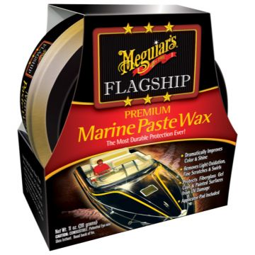 Meguiar's® Flagship Premium Marine Wax (Paste), 11 oz.