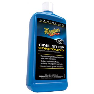 Meguiar's® One-Step Compound, 32 oz.