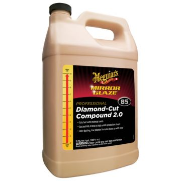 Meguiar's® M85 Mirror Glaze® Diamond Compound Cut 2.0, 1 Gallon