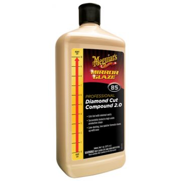 Meguiar's® M85 Mirror Glaze® Diamond Compound Cut 2.0, 32 oz.