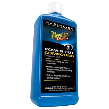 Meguiar's® Pro Grade Power Cut Compound, 32 oz.
