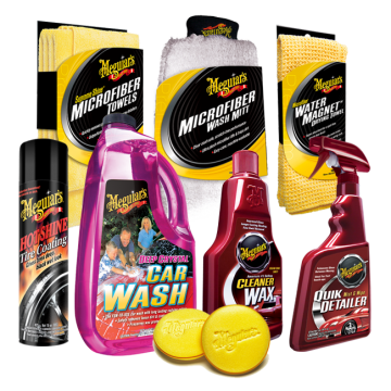 Meguiar's® Basics Kit