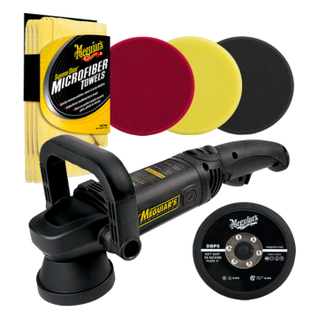 Meguiar's Polisher Kit