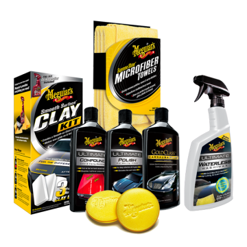 Meguiar's Restoration Kit
