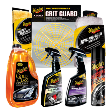 Meguiar's® Wash Kit