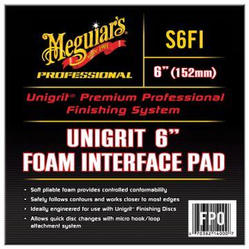 Meguiar's® Unigrit® Foam Interface - 6 inch