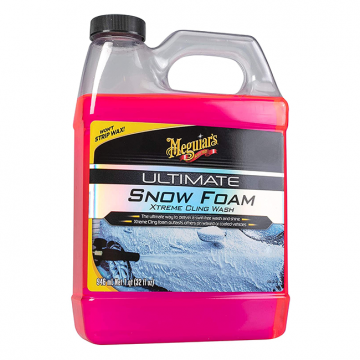 Meguiar's Ultimate Snow Foam Xtreme Cling Wash, 32 oz.