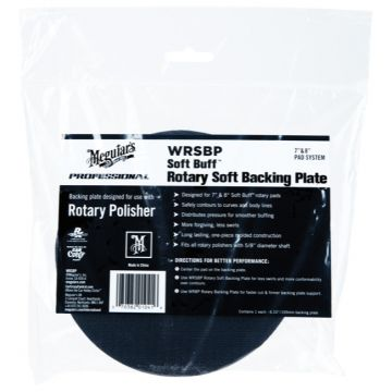 Meguiar's® Rotary Soft Backing Plate